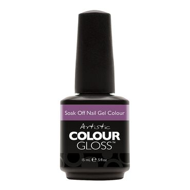 Artistic Colour Gloss Gel Polish Fall Moon Rising Collection - Crescent of a Woman 15ml