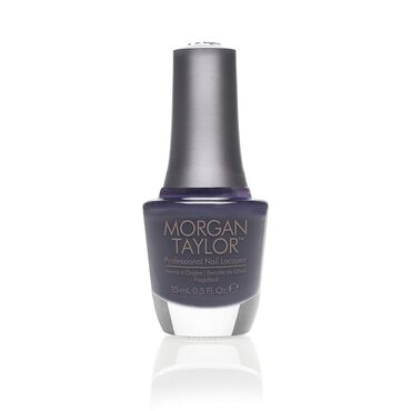 Morgan Taylor Nail Lacquer - Hide And Sleek 15ml