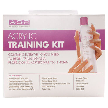 ASP Acrylic Training Kit