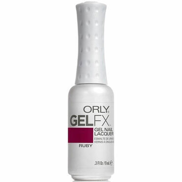 Orly Gel FX Nail Polish - Ruby 9ml