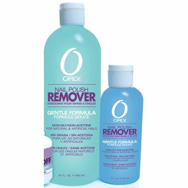 Orly Gentle Polish Remover 475ml