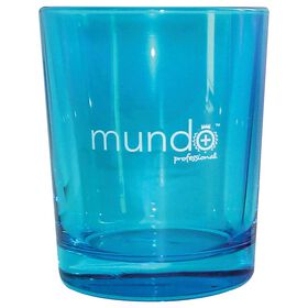 Mundo Small Disinfectant Jar Blue