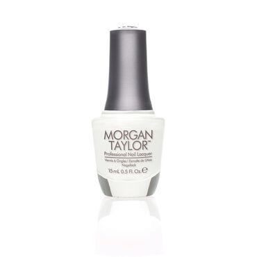 Morgan Taylor Nail Lacquer - All White Now 15ml
