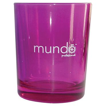 Mundo Small Disinfectant Jar Pink