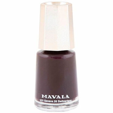 Mavala Nail Colour - Onyx 5ml