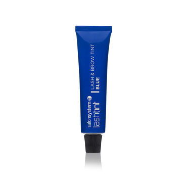 Salon System Professional Eyelash Tint Blue 15ml