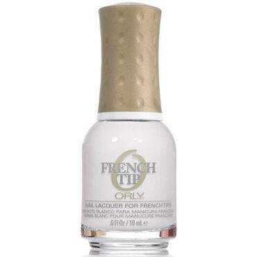 Orly Nail Lacquer - White Tips 18ml