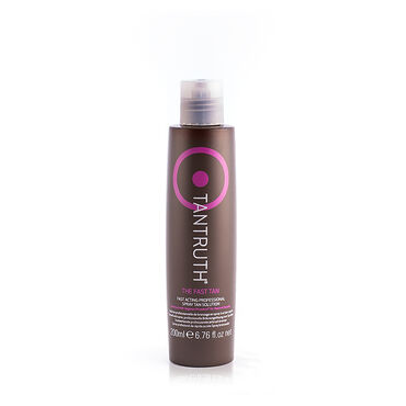 Tantruth The Fast Tan Professional Spray Tan Solution 200ml
