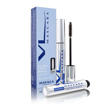 Mavala Volume and Length Mascara Bleu Minuit
