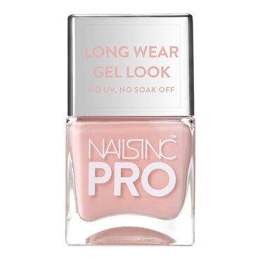 Nails Inc Pro Gel Effect Polish 14ml Spring Collection - Marylebone Grove
