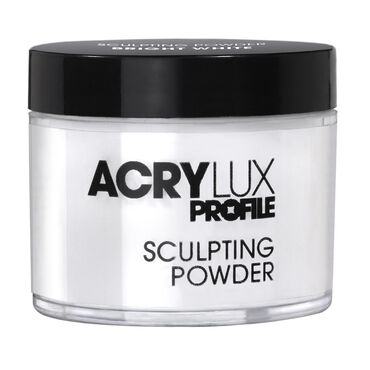 Salon System Acrylux Sculpting Powder Bright White 45g