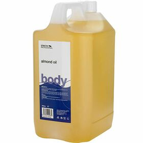 Strictly Professional Body Almond Oil 4 Litre