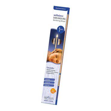 Biosun Well Balance Ear Candles 2pk