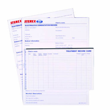 Sterex Electrolysis Client After Care Pads Pack of 100