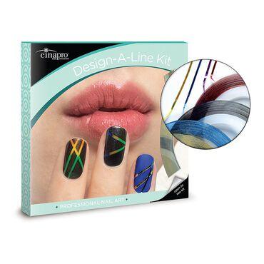 Design A Line Nail Art Kit Nail Art Beauty Express