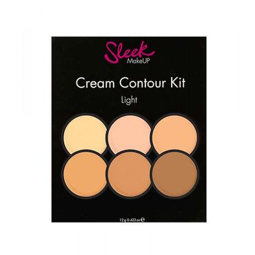 Sleek MakeUP Contour Kit - Light 12g