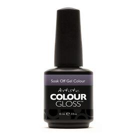 Artistic Colour Gloss Soak Off Gel Polish - Intutition 15ml