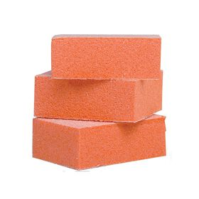 Salon Services Mini Blocks Orange 200/240 Grit Pack of 126