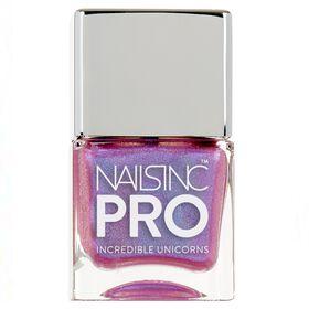 Nails Inc London INC.redible Gel Effect Nail Polish - I Dream In Rainbow 14ml