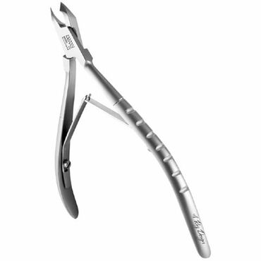 Mehaz Cuticle Nipper and Pusher In One 1/2 Jaw