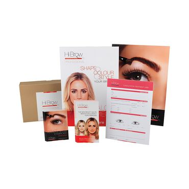 Hi Brow Promotional Pack