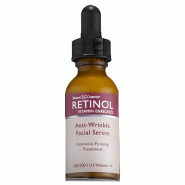 Retinol Vitamin A Anti Wrinkle Facial Serum 30ml