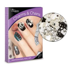 f3f45cb83a8 Cina Charms and Chains Nail Art Kit