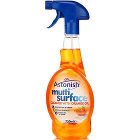 Astonish Orange Multi-Surface Cleaner 750ml