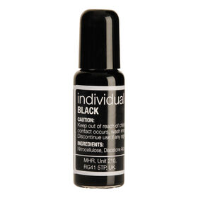 Salon Services Individual Lash Glue Black 10ml