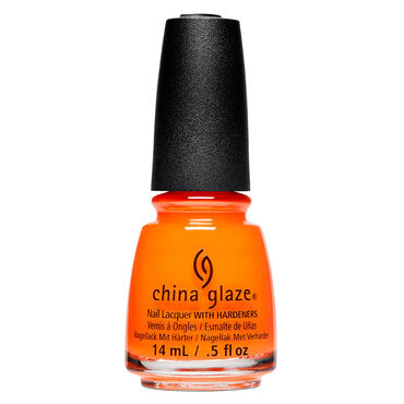 China Glaze Nail Lacquer Summer Reign Collection - Sultry Solstice 14ml