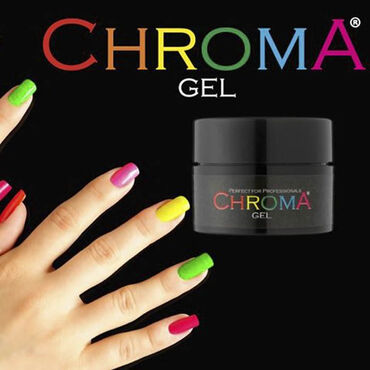 Chroma Gel Nail Polish to Gel Converter 14ml