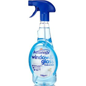 Astonish Window Cleaner (with Vinegar) 750ml