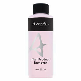 Artistic Colour Gloss Gel Nail Product Remover 118ml