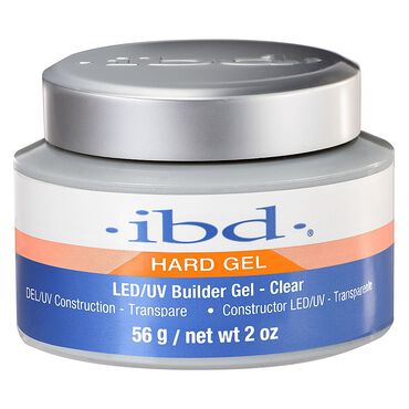 IBD LED/UV Builder Gel - Clear 56g