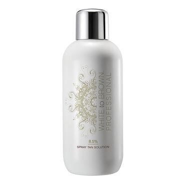 Whitetobrown Professional 8.5% Spray Tan Solution 1 Litre