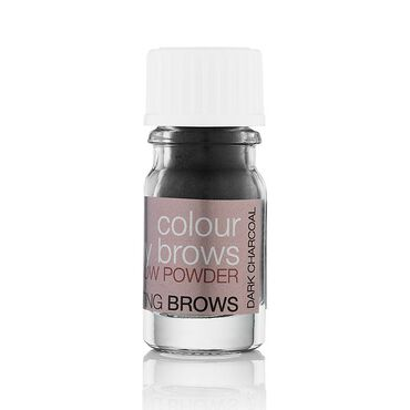 Lola Brow Colour My Brows Powder - Dark Charcoal 5g