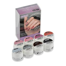 ASP Soak Off UV Gel Colour Kit