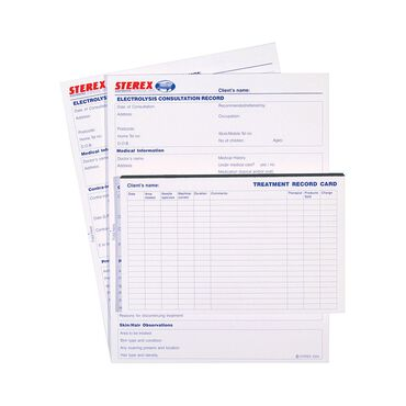Sterex Electrolysis Pro Consultation System