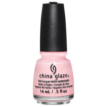 China Glaze Nail Lacquer Rebel 2016 Fall Collection - Fresh Princess 14ml