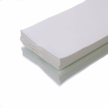 Salon Services Medium Disposable White Towels Pack of 50