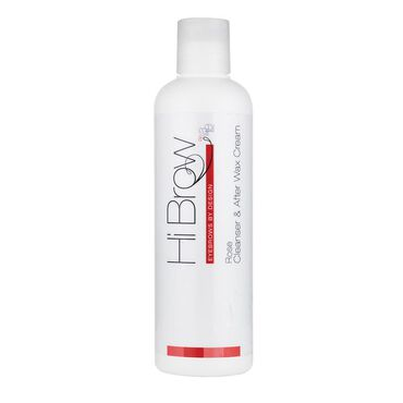 Hi Brow Rose Cleanser and After Wax Cream 250ml