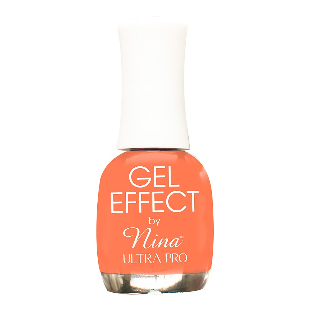 Nina Ultra Pro Gel Effect Spring 2016 Collection - Coral Reef   Nail ...