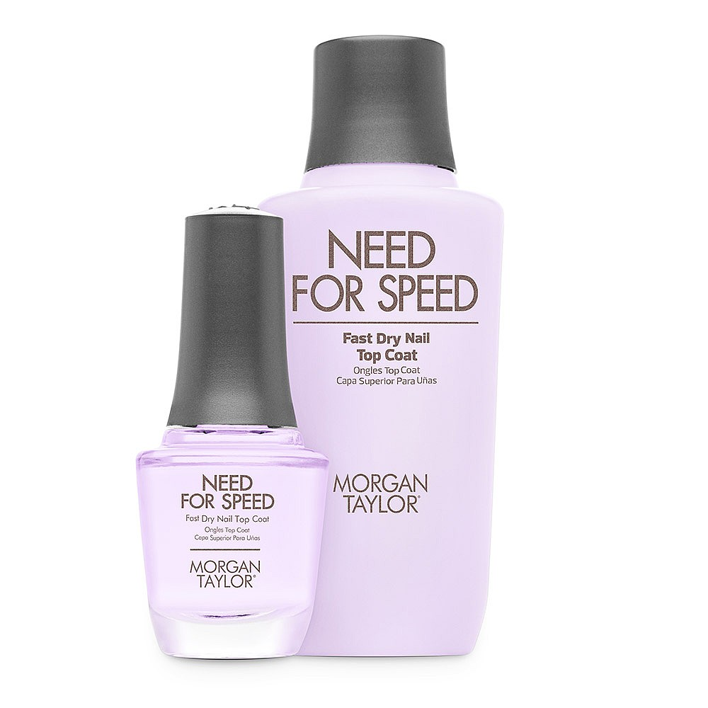 Morgan Taylor Essentials Need For Speed Top Coat Professional Kit ...